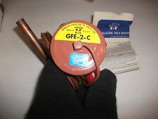 Sporlan GFE-2-C R-12 Thermostatic Expansion Valve NOS 270707054