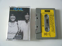 PEARL S/T SELF TITLED CASSETTE TAPE ALBUM LESLIE DEBBIE 1977 YELLOW LABEL LONDON