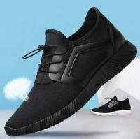 Low Price Mens Sport Casual Mesh Sneakers Comfort Breathable Shoes Outdoor Zsell