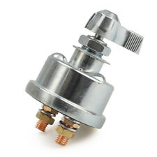 Heavy Duty Fijo clave batería aislador interrumpe interruptor 12v 24v