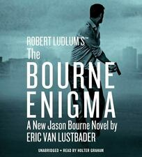 Jason Bourne: The Bourne Enigma by Robert Ludlum (2016, CD, Unabridged)