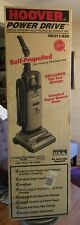 Vintage stock Hoover Power Drive Energy Efficient Vacuum Cleaner U631 1-930 NEW