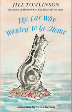 The Cat Who Wanted to Go Home by Jill Tomlinson (Paperback)