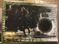 Harry Potter Emma Watson Hermione Granger Costume Card Variant HEROES VILLAINS