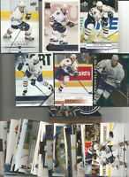 1990-2006 EDMONTON OILERS HOCKEY 240+  CARD LOT