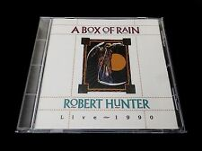 Robert Hunter A Box Of Rain CD Live 1990 Grateful Dead Jerry Garcia GD Lyricist