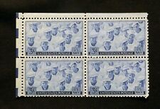 US Stamps #935 ~ 1952 US NAVY 3c Block of 4 MNH