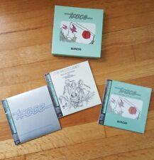 2002 TRACE / JAPAN Mini LP CD x 3 titles + PROMO OBI x 3 + PROMO BOX Set!!
