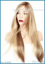 Ariana   Jon Renau Wigs   lace front Monotop   Long straight style   12FS8   2