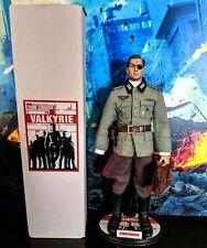 1/6 Tom Cruise Claus Von Stauffenberg Valkyrie Custom Figure DID 3R WWII German