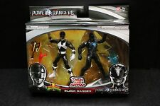 "Black Ranger Mighty Morphin Power Rangers Then and Now Movie 5""  Figures 2017"