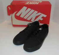 Nike Toki Low TXT Mens Size 7.5 Sneakers Shoes Black New 555272-015