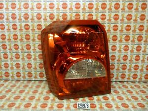 2008 2009 2010 2011 2012 DODGE CALIBER DRIVER/LEFT SIDE REAR TAIL LIGHT OEM