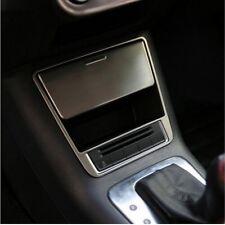 VW Volkswagen TIGUAN Edelstahl Box Abdeckung Rahmen Blende Cover