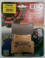 "2002 to 2012 EBC /""TT/"" REAR Disc Brake Pads FA181TT KTM Adventure 950 // 990"