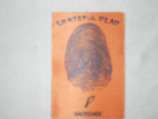 Grateful Dead - backstage pass Philly - might be 1989