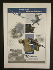10/2008 PUB FN HERSTAL AUSA MILITARY EXHIBITION INTEGRATED WEAPON SYSTEM AD