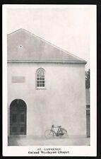 Jersey. St Lawrence. Galaad Wesleyan Chapel.