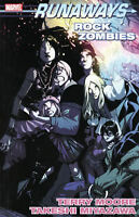 Runaways: Rock Zombies TPB - Marvel