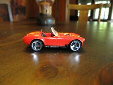 Hot Wheels 1982 Cobra Mattel Malaysia Car Red Vintage