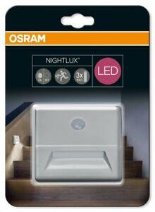 Osram LED Nachtlicht Nightlux Stair silber  Nachtlicht  Nachtlichter