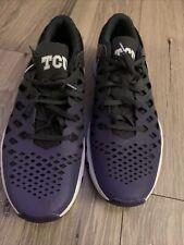 Nike Train Speed 4 Amp Tcu Horned Frogs Men's Shoes 14 Purple