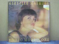 """MIREILLE MATHIEU - Canta ENNIO MORRICONE - LP - 33 GIRI - """"ALMOST SEALED"""""""