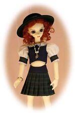 Gracefaerie pattern 13, Mini Wardrobe for Msd; tops, skirt, 2 dresses, hat, more