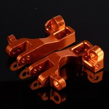 FOR TRAXXAS SLASH 4X4 1/10 Upgarde Parts Front Hub Carrier(L/R) SLA003 Aluminum