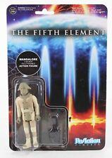 """Reaction Figures 2015 The Fifth Element Mangalore 3 3/4"""" Action Figure 1035U"""