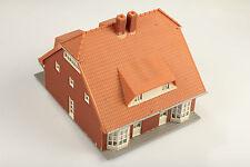 H0 Wohnhaus Doppelhaushälften  Schmutz/Kratzer