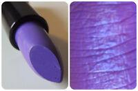 Makeup Revolution Scandalous Depraved Bright Purple Lipstick New Halloween