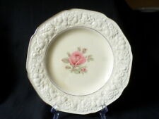 Crown Ducal. Florentine. (Rose Pattern). Entree Plate. (22cm). Made In England.