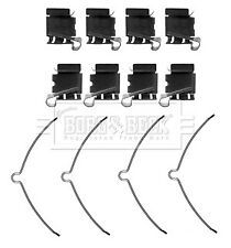 Brake Pad Fitting Kit fits LEXUS IS300 JCE10 3.0 Front 01 to 05 2JZ-GE B&B New