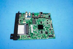 MAIN BOARD EAX66873003 (1.0) EBT64372701 FOR LG 43LH590V TV SCR: NC430DUE-VUEX1