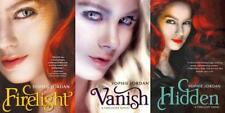 Sophie Jordan FIRELIGHT TRILOGY Young Adult Series PAPERBACK Set of Books 1-3