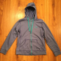 THE NORTH FACE Women's Full Zip Fleece Sweater Hoodie Jacket Size MEDIUM EUC