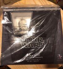 Boba Fett McQuarrie Concept SDCC Star Wars Exclusive Gentle Giant Mini Bust