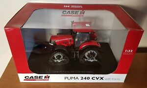 UH CASE/IH PUMA 240 CVX TRACTOR WITH TRACKS 1/32 SCALE