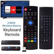 MX3 Air Maus Drahtlose Tastatur Fernbedienung Für Android BOX Smart TV PCLaptop