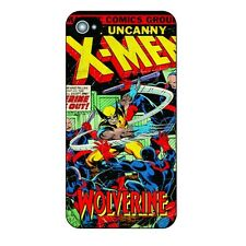 MARVEL X-MEN THE WOLVERINE COMIC IPHONE 5 HARD CASE (BRAND NEW)