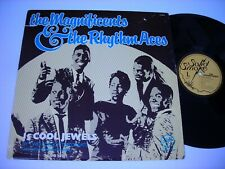 The Magnificents & the Rhythm Aces 15 Cool Jewels 1984 LP VG++