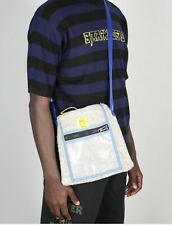 Brain Dead Rush Hour Tote Bag Cream/Blue (Used)