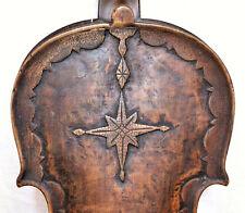 "Sehr alte verzierte 4/4 Geige m. Zt. ""COMPAGNON"" - Old rare violin"