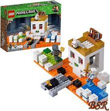 VORVERKAUF LEGO® Minecraft : 21145 Die Totenkopfarena & 0.-€ Versand & NEU & OVP