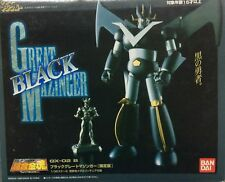 Bandai Soul of Chogokin - Great Mazinger - GX-02B Black Version