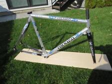 NEW - Colnago CT1 Titanio 53cm Titanium Ti Frame B-Stay Full Carbon Fork NOS