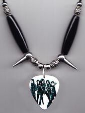 Black Veil Brides Band Photo Guitar Pick Necklace #10
