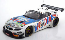 MINICHAMPS 2015 BMW Z4 GT3 24H de Spa Zanardi/Spengler/Glock #9 1:18*New!