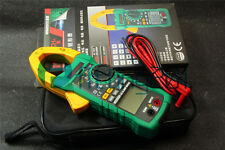 B0296 MASTECH Digital Clamp Meter MS2015A AC/DC A/V Res Cap Freq True RMS 1000A